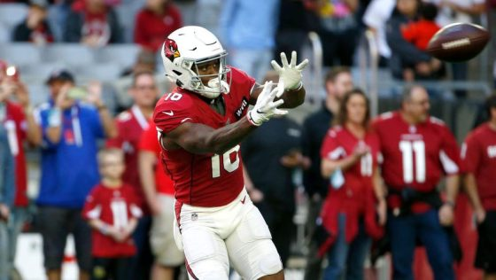 Cardinals won't tender Trent Sherfield